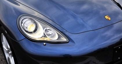 –允文允武– Porsche Panamera 藍 拍攝分享