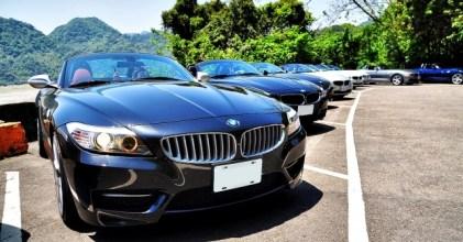 –團結力量大– BMW E89 Z4 Club Taiwan 車聚拍攝