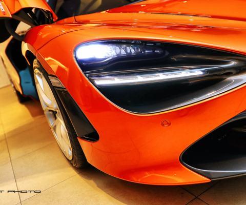 聖誕狂禮 – 麥拉倫 McLaren 720S 展間交車小記 By 吉他腳 GuitarFeet