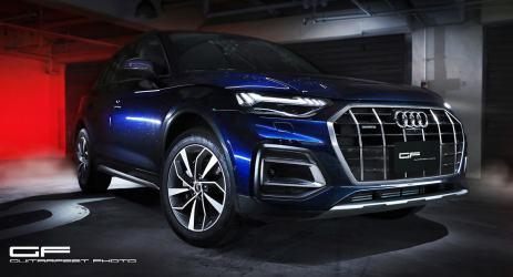 5與倫比 – 2021 Audi Q5 45 TFSI Edition One 科技質感 全新定義 體驗分享 By 吉他腳 GuitarFeet
