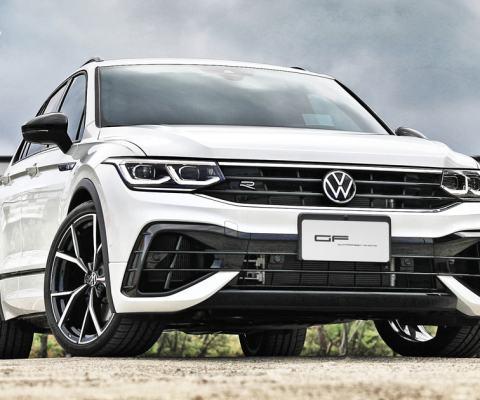 地瓜王者 – Volkswagen Tiguan R 最親民的性能休旅,沒有之一 By 吉他腳 GuitarFeet