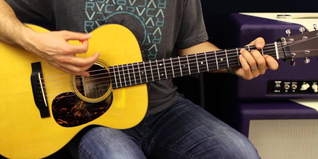 The Lumineers Stubborn Love How To Play Acoustic Guitar
