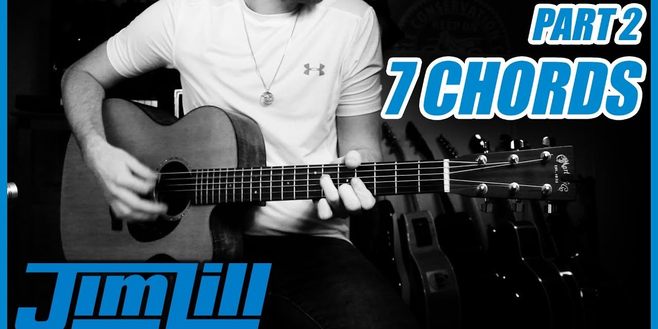 7 More Easy Guitar Chords That Will Make You Sound Better Guitar