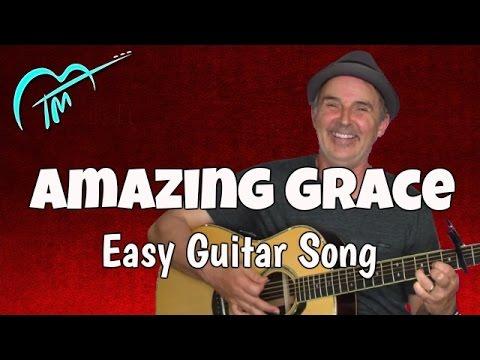 Amazing Grace Guitar Chords Easy Guitar Lesson Guitar Grotto