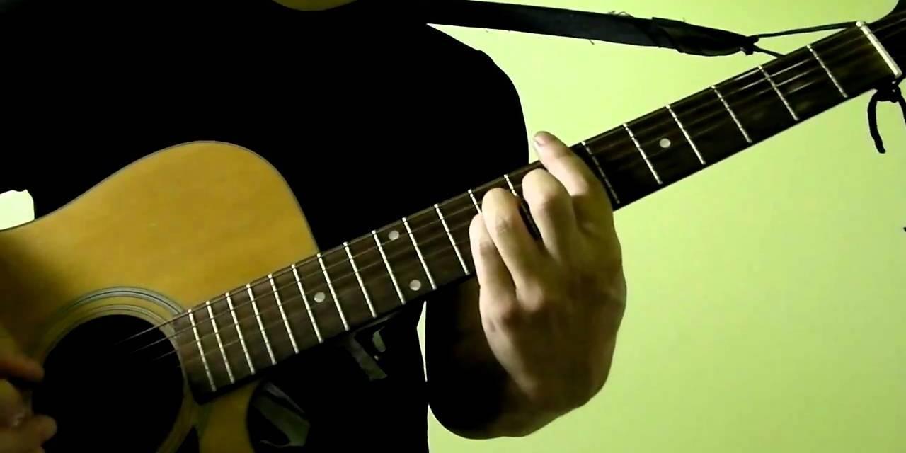 Hey Soul Sister Train Easy Guitar Tutorial Bar Chords Version