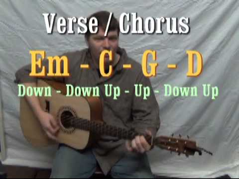 Easy Guitar – Zombie (CRANBERRIES) – Tutorial How to Play Chords ...
