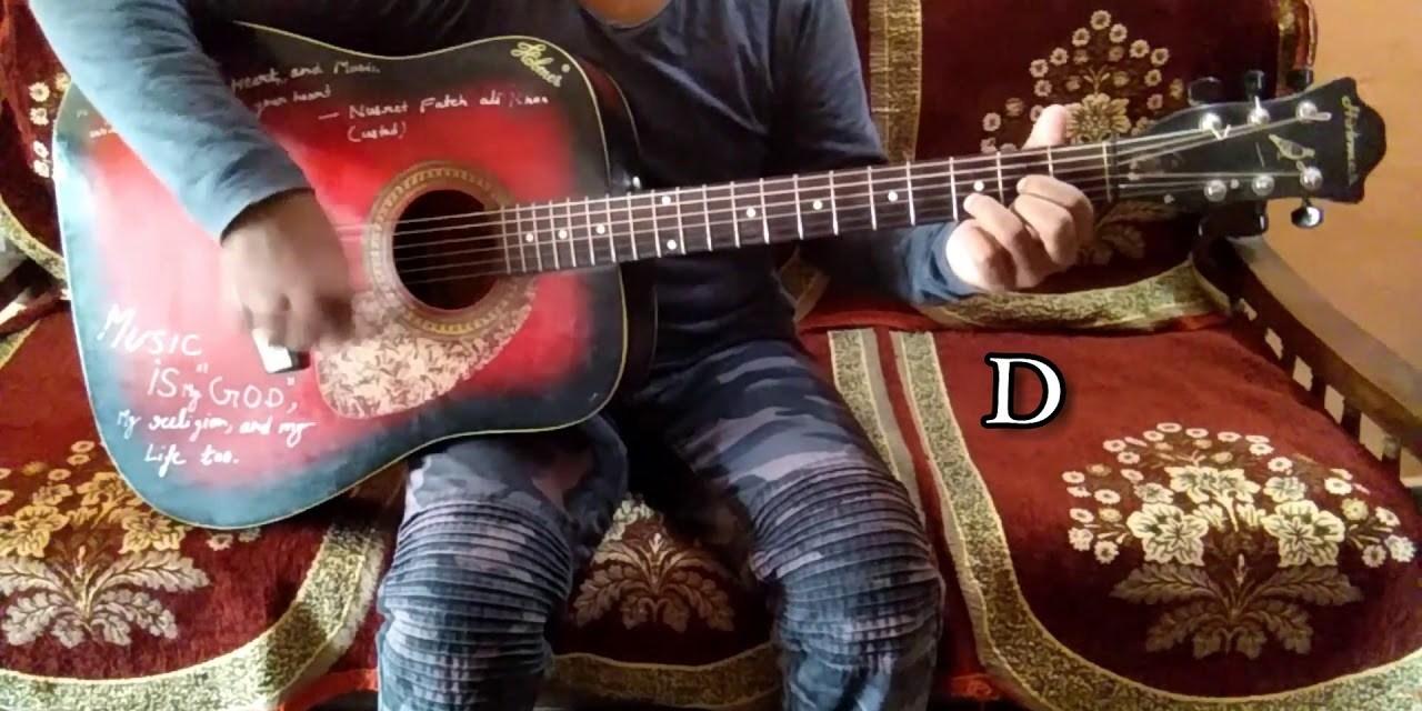 Pal Song Of Monsoon Shootoutguitar Covereasy Guitar Chordslesson
