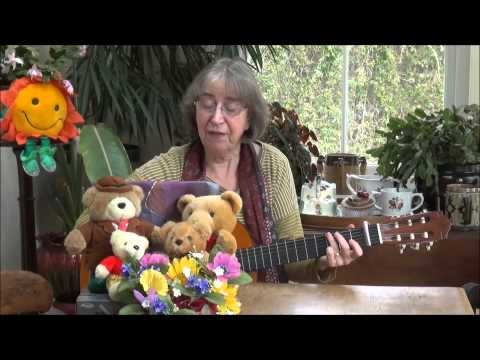 The teddy bears\' picnic – a familiar song from my childhood | Guitar ...