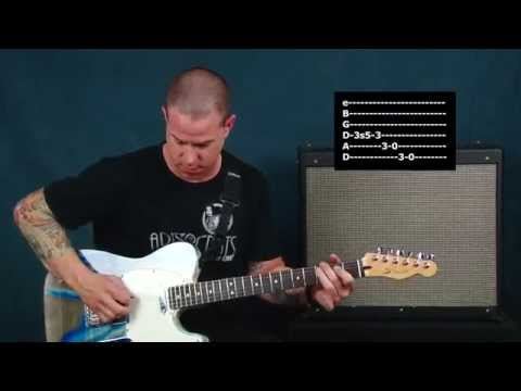 Country Guitar Lesson Old School Sounds With Phaser Hank Williams