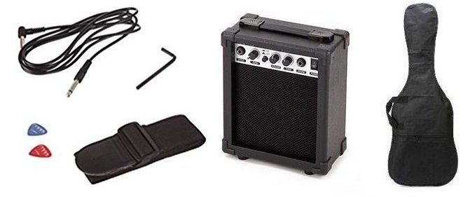 RockJam Guitar accessories