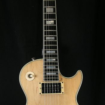 "Mick Ronson's ""68 Les Paul Custom ""Ziggy Stardust"" Guitar"