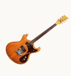 Mosrite Joe Maphis Model I 1966 Electric Guitar w/ HSC – Used