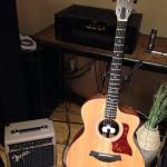 cliff's guitar