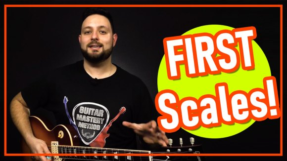 Beginner Guitar Scales | Online Guitar Lessons | Free Video