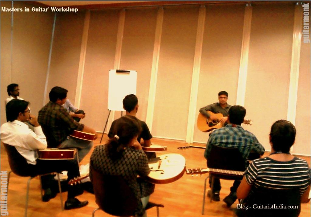 Best Music Guitar Classes in Jaipur