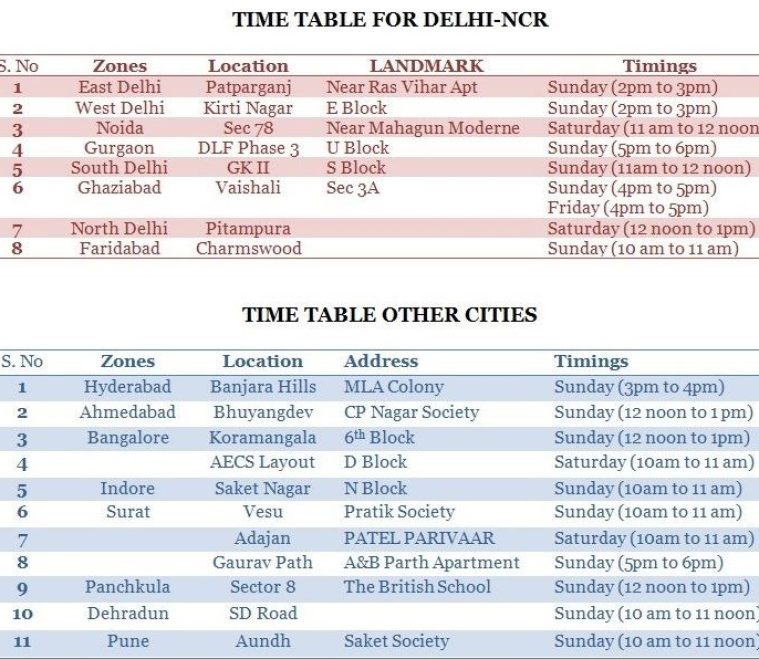 time-table-1st-first-schedule