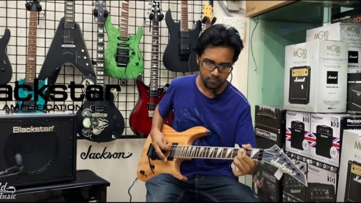 Jackson JS32 Dinky Review by Sazzad Arefeen in Bangla
