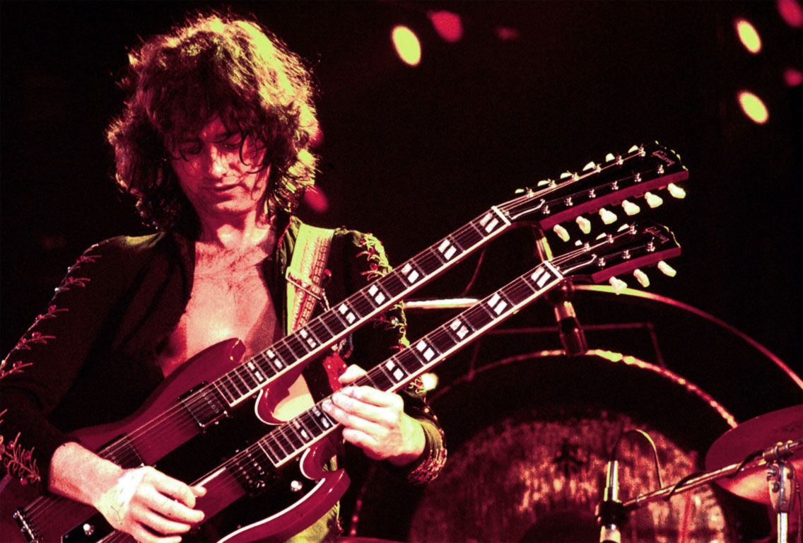 Image result for jimmy page