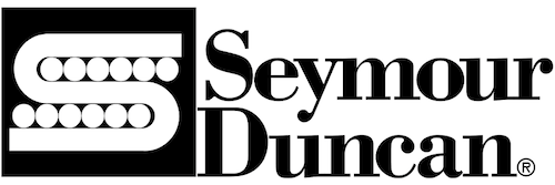 Authorized Dealer seymour duncan logo