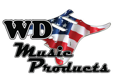 WD Music Products Logo