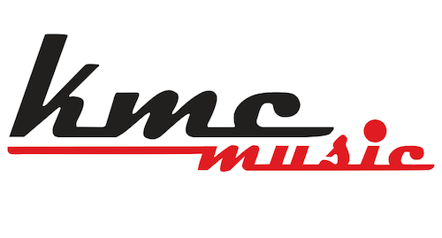 Authorized Dealer kmc music logo