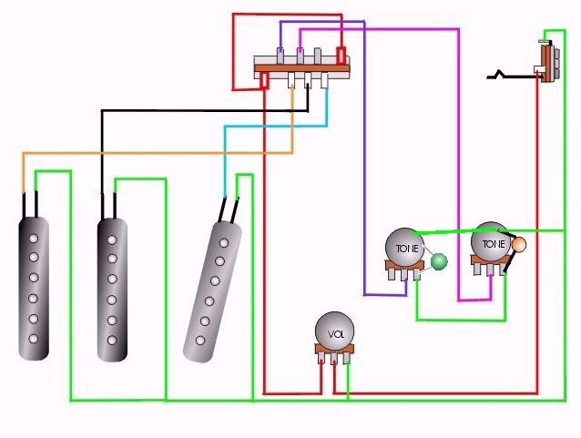 tech08 guitar 5 way switch wiring facbooik com,Wiring Diagram For Yke 5 Way Guitar Switch