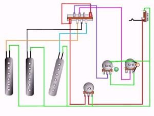 CRAIG'S GIUTAR TECH RESOURCE  Wiring Diagrams