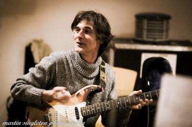 Eddie de Hamer Guitar Teacher in Leeds