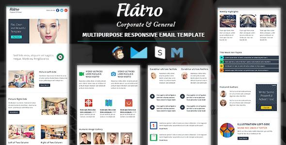 Macho - Multipurpose Responsive Email Template - 4