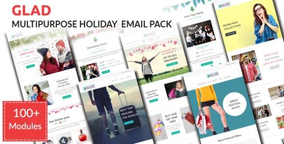 Rim - Multipurpose Responsive Email Template with Stampready Builder Access - 1