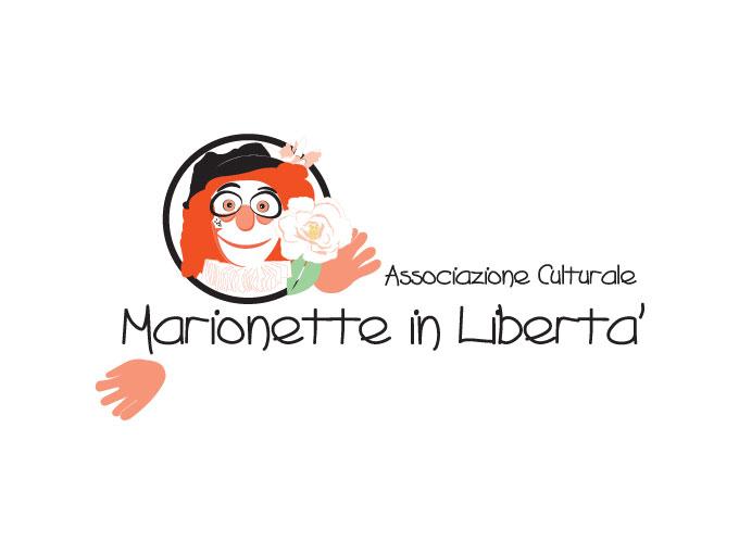 Marionette in Libertà - Logo