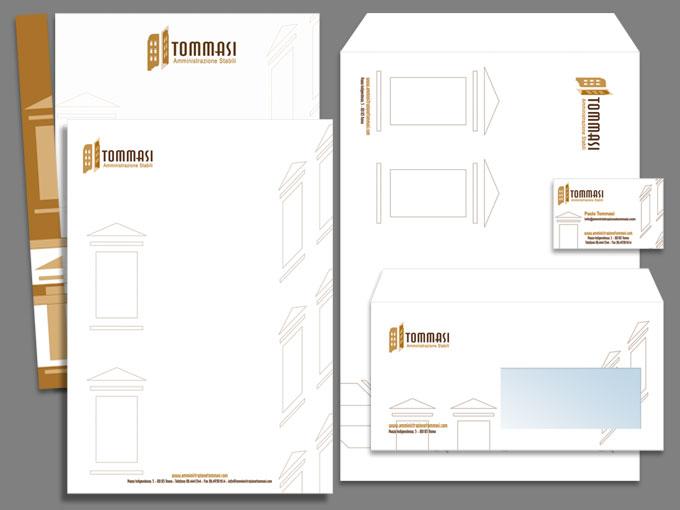Amministrazione Tommasi - Stationery