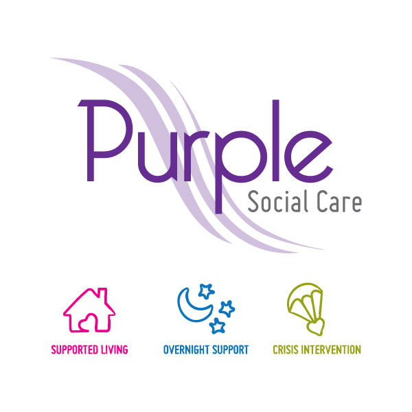 Icon Set for Purple Social Care