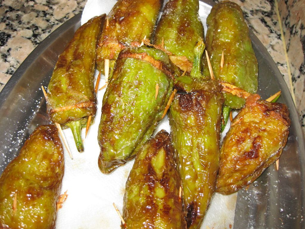 Bharela Marcha – Bharwan Mirch – Stuffed Chilies