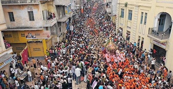 Ahmedabad rath yatra