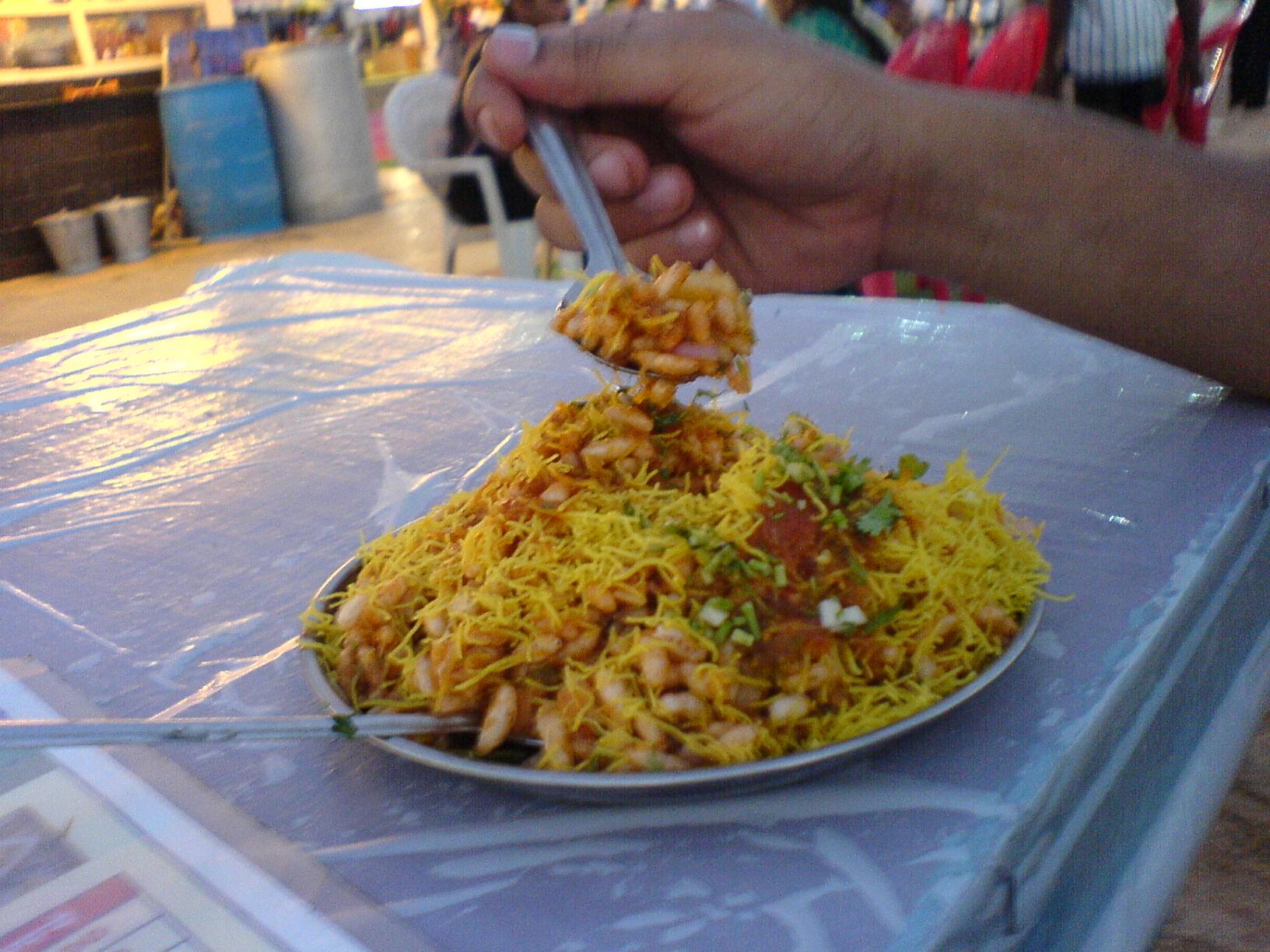 Bhel – Indian Street Food