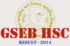 Gujarat HSC 12th Science Result 2014