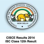 ISC 12th Results 2014