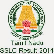Tamilnadu SSLC Result 2014