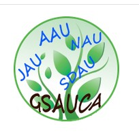 GSAUCA PG Courses Eligible Candidates List 2014