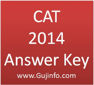 IIM CAT Answer Key 2014