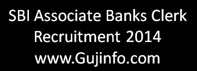 SBI Associate Banks Clerk Recruitment 2014