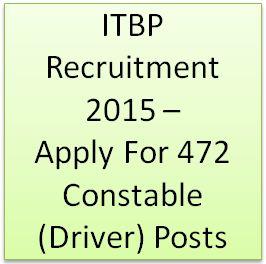 ITBP Recruitment 2017