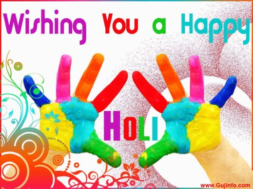 Happy Holi 2015