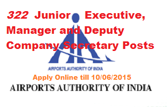 aai.aero AAI Recruitment 2015