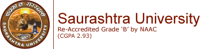 Saurashtra University B.ed Result 2015