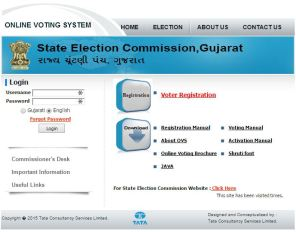 Gujarat Online Voter Registration