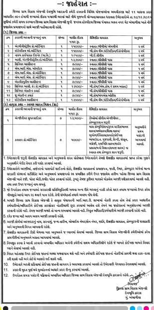 DRDA Devbhumi Dwarka Recruitment 2015
