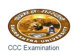 Saurashtra University CCC Exam