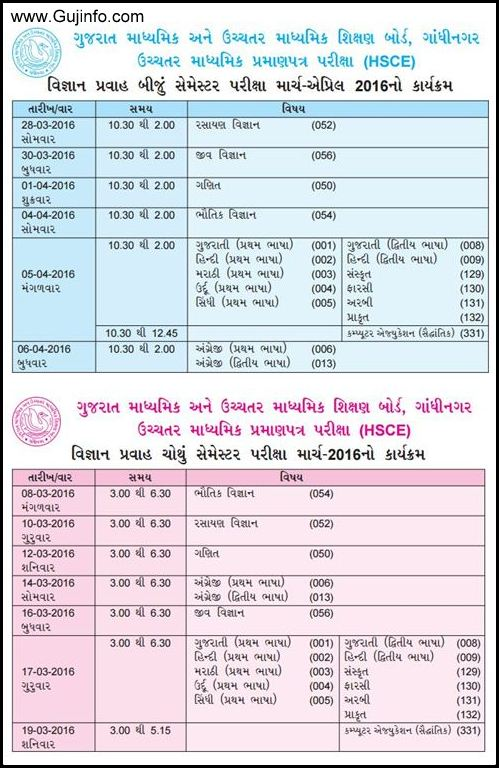 Hsc 2015 Science Time Table Pdf